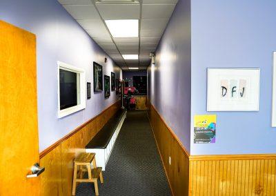 DFJ Hallway